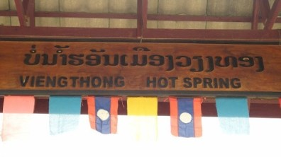 Vieng Thong - Vienthong Hot Springs